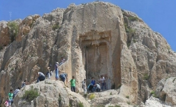 "Mysterious Rock Gate near Van – ""The Gates of God"" or ""The Door of Mher"""