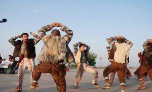 Yarkhushta, Ancient Armenian Military Dance