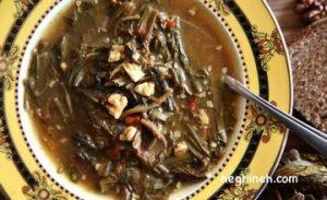 The Traditional Armenian Soup Aveluk