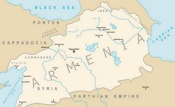 Tigran II's Great Country – Armenian Empire or Historical Armenia?