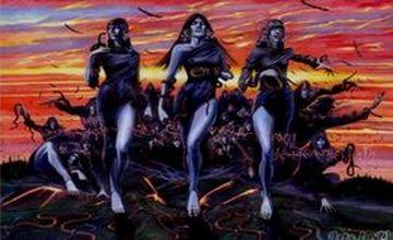 Mothers of Night – Gisheramayrer – Armenian Mythology