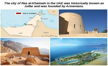 UAE City Ras al-Khaimah Was Founded by Armenians