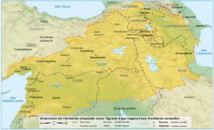 The Great Armenia in X-V Millennia BC