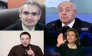 Anti-Armenian Hysteria in Russian Media