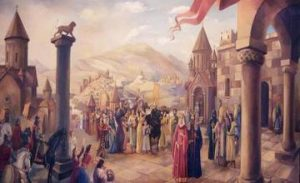 Armenian King Pap and His Struggle for Sovereign Royal Power