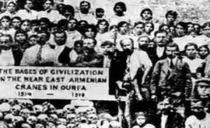 The 1915 Armenian Genocide