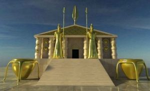 Ruins of Long Sought-for Musasir Temple Found in Iraq