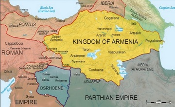 The Great Armenia in 40-23 Millennia