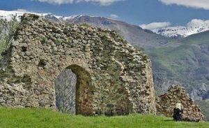 The Handaberd Fortress - Artsakh