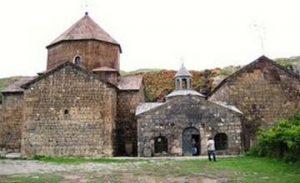 The Vanevan Monastery – Artsvanist, Armenia