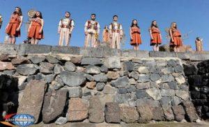 The Great Armenia in 5-1 Millennia BC