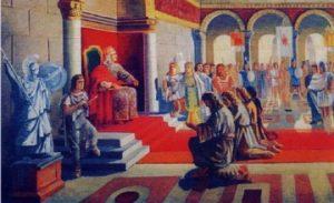 Armenian Kesars Artashes I and Tigran II - Paris Herouni