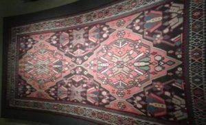 Azerbaijanis Credit Themselves with Armenian Carpets