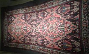 Azerbaijanis Credit Themselves with Armenian Carpets