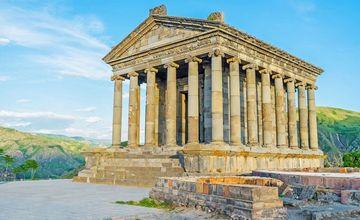The Temple or Tomb of Garni