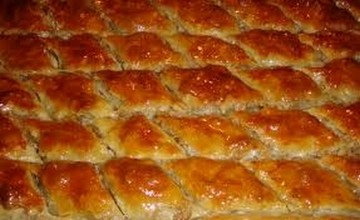 "How Armenian ""Pakhlava"" Became Turkish ""Baklava"""
