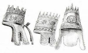 Armenian Tiara or the Tiara of the Artaxiads