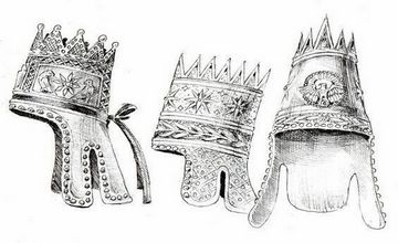 Armenian Tiara or the Tiara of the Artaxiads