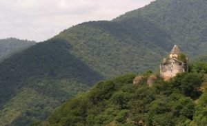 The Yerits Mankants Monastery - Artsakh