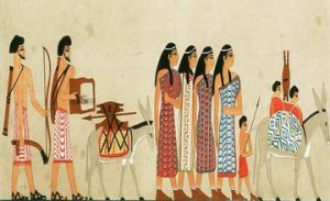 A Genetic Study Revealed That Ancient Egyptians Were Closer to Armenians