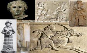 Aratta, the Home of Anahit (Inanna)