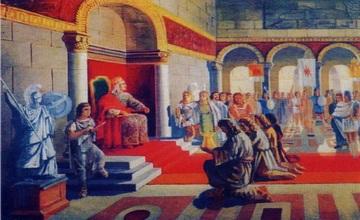Armenian Kesar Tigran II The Great