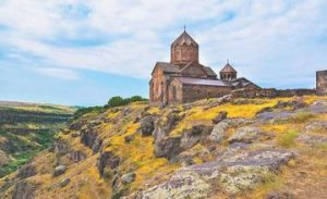 The Hovhannavank Monastery – Ashtarak, Armenia