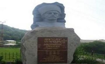 Disassembly of Andranik's Monument in Sochi
