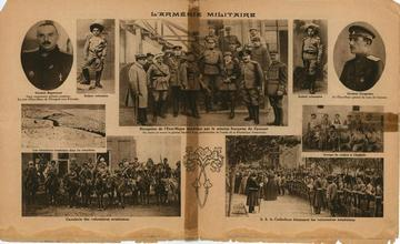 French Journal L'Image About Armenia - 1919