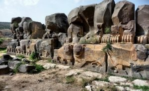 The Turks Almost Destroyed an Ancient Temple in Syria
