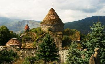 The Sanahin Monastic Complex - Armenia
