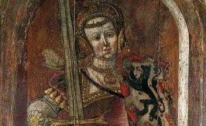 Sinope, Queen of Armenia