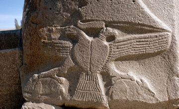 Motif of the Double-Headed Eagle in Armenia