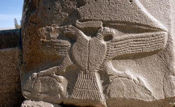 Motif of the Double-Headed Eagle in Armenia