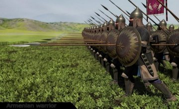 3D Reconstructions of Ancient Armenian Soldiers