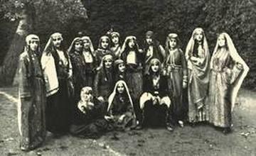 Traditions of Armenian Women's Attire