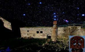 The Tatev Gavazan – A Celestial Compass
