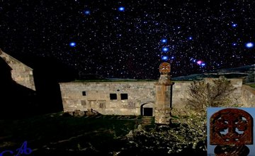 The Tatev Gavazan – A Celestial Compass