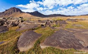 Video Compilations Featuring Armenian Petroglyphs