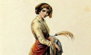 Illustrations of Armenian Women