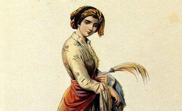Illustrations of Armenian Women