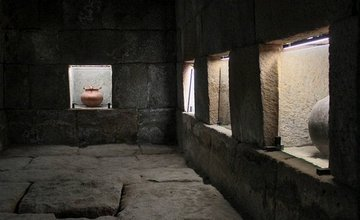 Ancient Tomb Discovered Beneath Arshakunyats Street in Yerevan