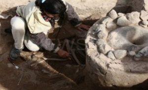 Unique 8th-7th-Millennium Settlement Discovered in Armenia