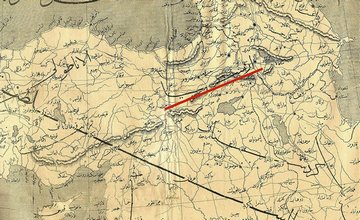 Armenia on the Maps of the Ottoman Empire