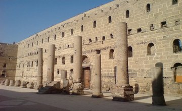 The White Monastery of Egypt Under Armenians