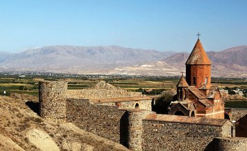 Armenia Uncovered by Kev Orkian