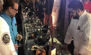 Armenian Tolma and Mulberry Vodka Praised by Michelin Star
