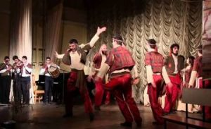 Armenian Folk Dance – The Character of the People