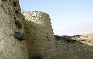 The Askeran Fortress - Artsakh