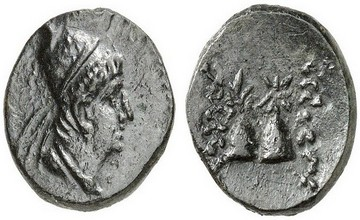 Mount Ararat on Historical Armenian Coins